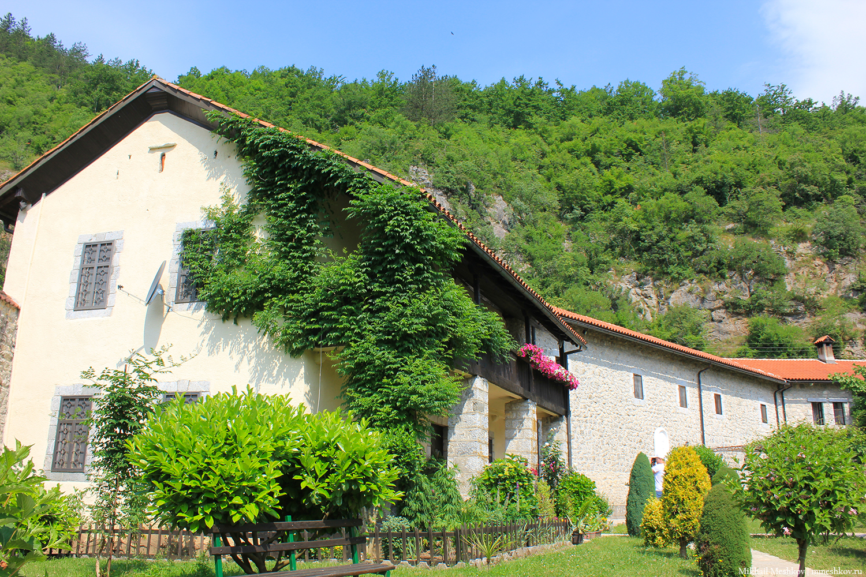Монастырь Морача, Черногория, Колашин