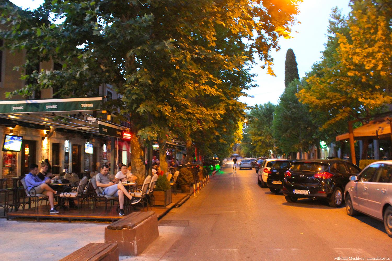 Вечер в Подгорице
