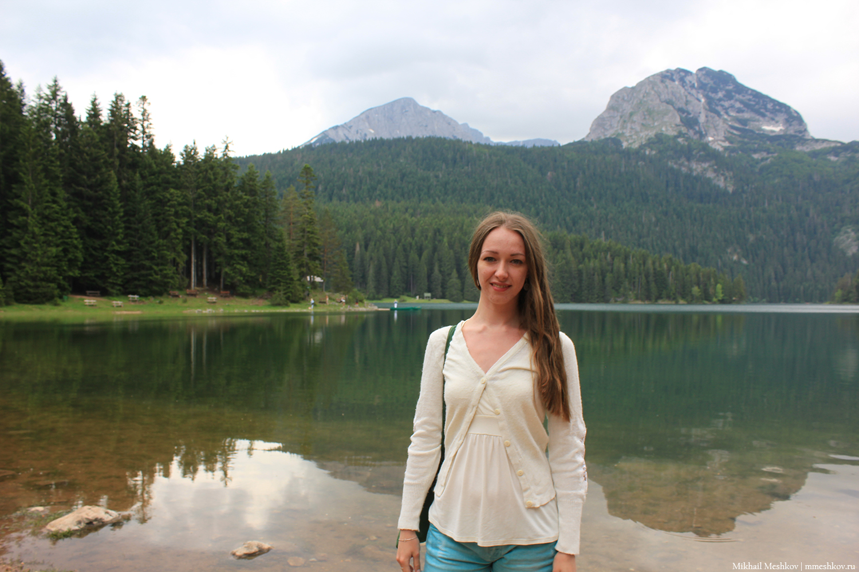 Чёрное озеро, Жабляк, Черногория