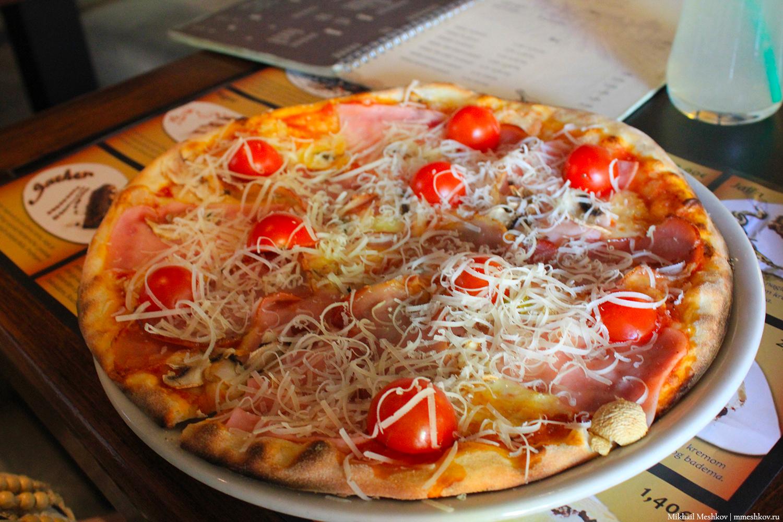Пицца в Подгорице