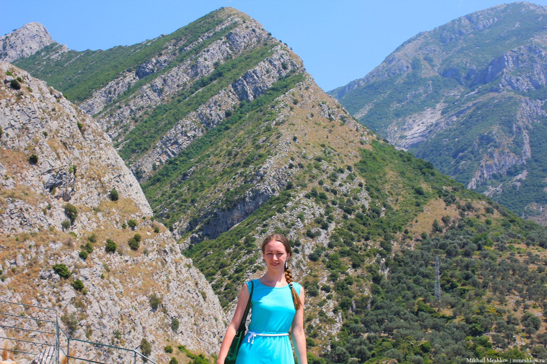Натали в Старом Баре, Черногория