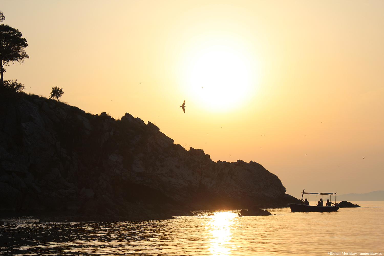 Рыбаки на Адриатическом море