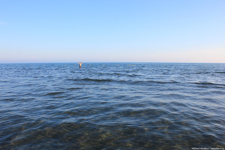 Черногория, Великий пляж