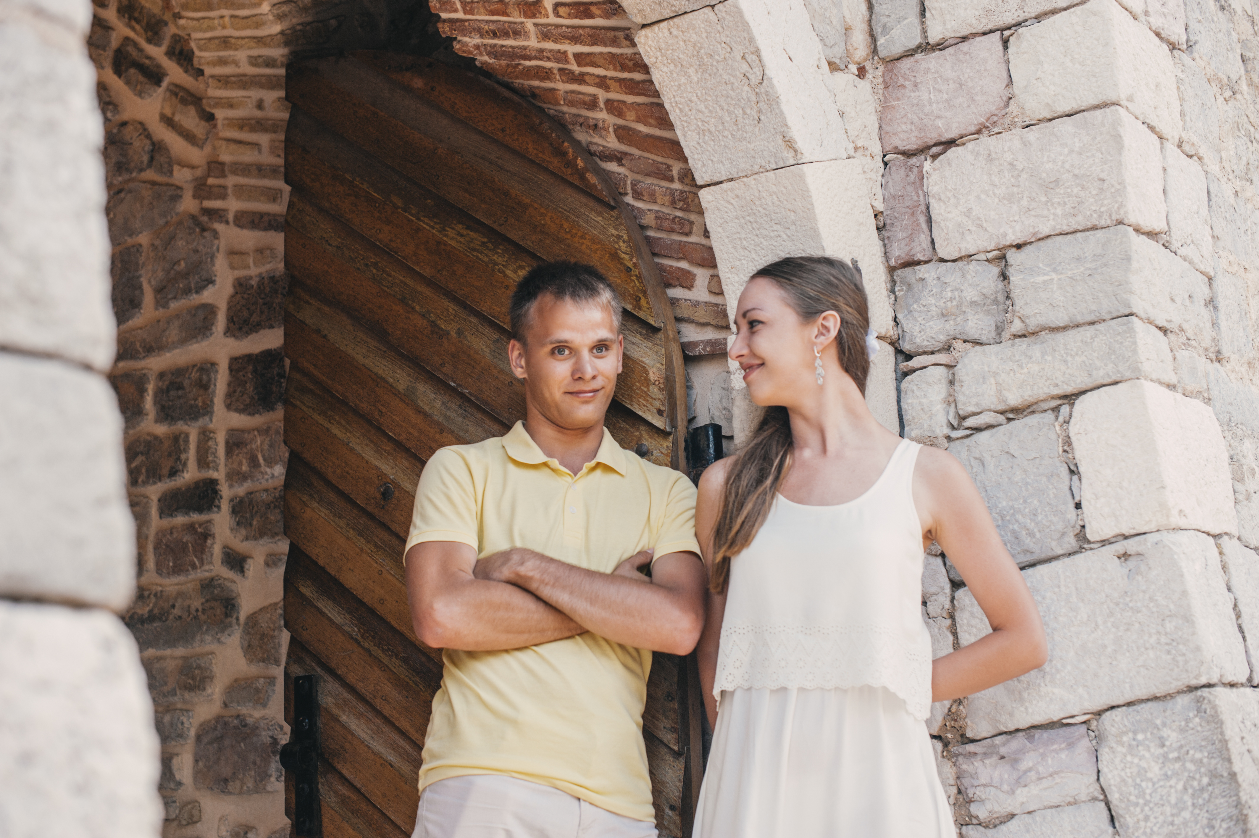 Свадебная фотосессия в Черногории