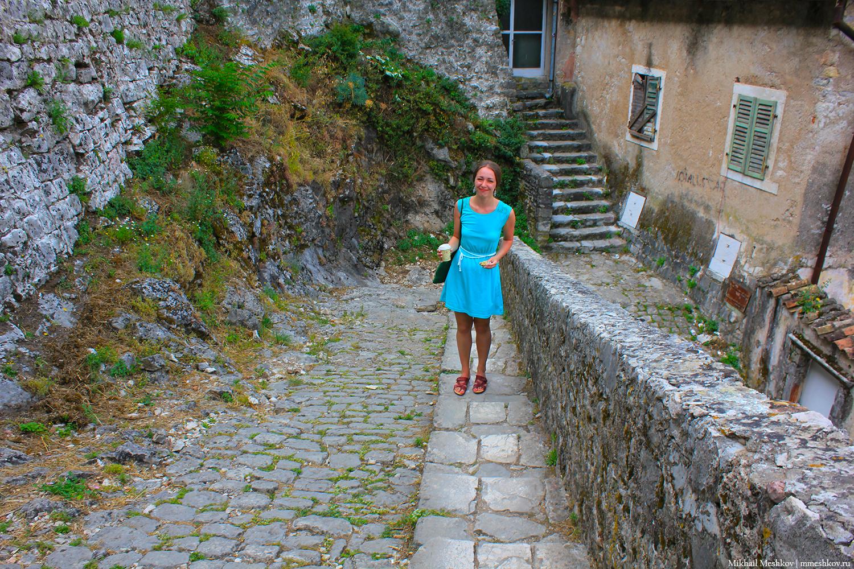 Котор, крепость святого Иоанна (Сан-Джованни)