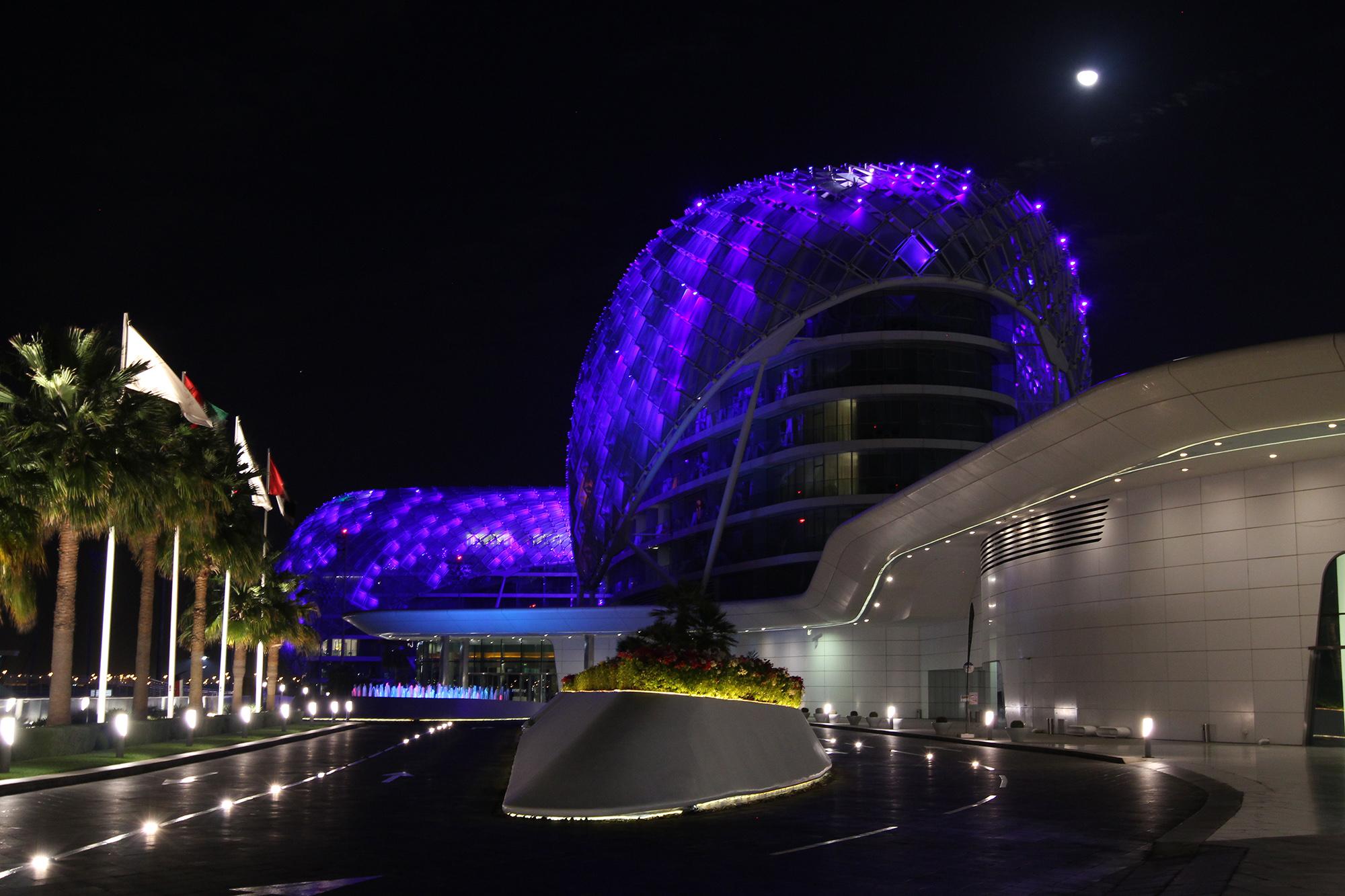 Yas Viceroy в Абу-Даби